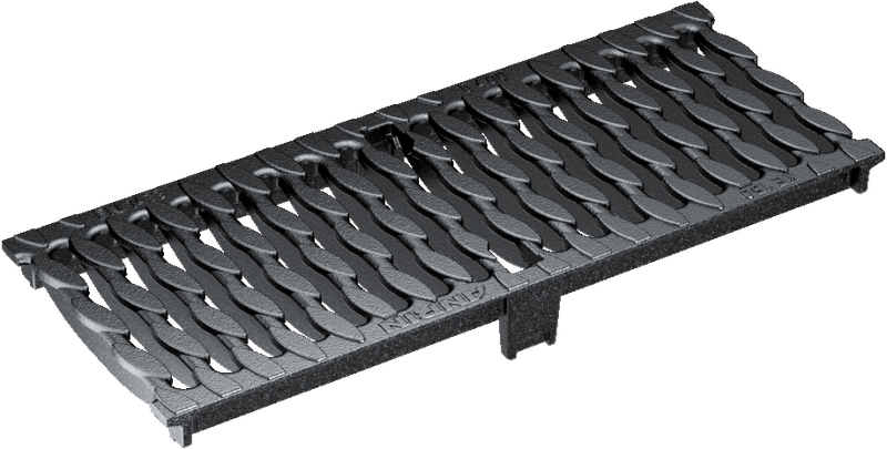 Image Slotted grating OvalGrip Design