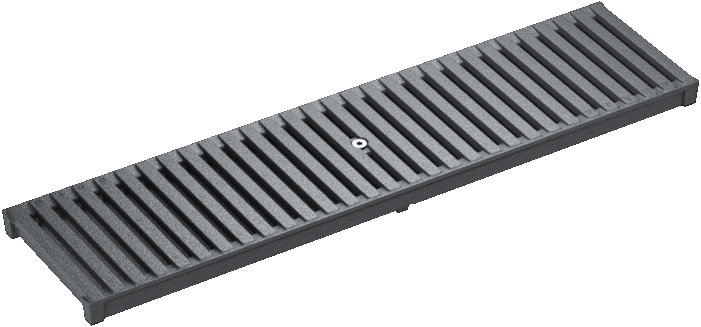Image Slotted grating HEELGUARD